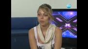 Подготовката на участниците в X - Factor 19.09.2011 част 2