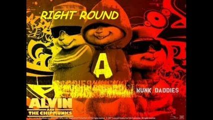 Chipmunks - Right Round