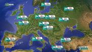 Прогноза за времето на NOVA NEWS (26.01.2021 - 14:00)