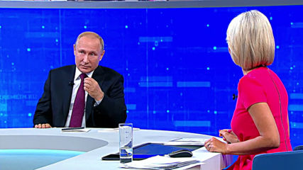 Russia: Putin praises Moscow's nuclear parity against rivals