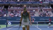 Us Open Final 2017 All Points Madison Keys - Sloane Stephens