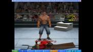 Wwe Smackdown vs Raw 2011 - Джон Сина прави емти върху масата