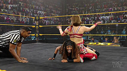Sarray vs. Zayda Ramier: WWE NXT, May 4, 2021