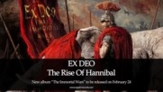 Ex Deo - The Rise Of Hannibal | Official Audio