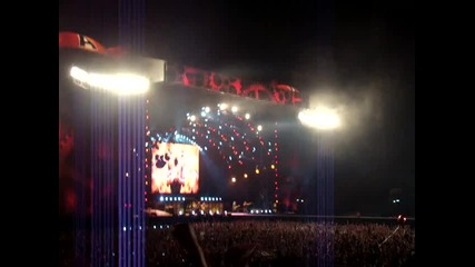Ac/dc - Highway to Hell; София 14.05.2010