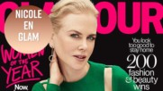 Nicole Kidman gets candid with GLAMOUR
