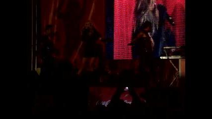 Andreea Banica (live) Coca - Cola Happy Energy Tour Велико Търново