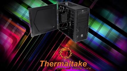 Кутии за PC и охлаждане за лаптоп на Thermaltake