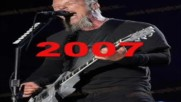 James Hetfield Voice Change 1983-2010 Seek and Destroy