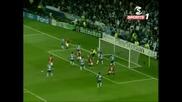 15.04 Няма такъв пропуск ! Порто - Манчестър Юнайтед 0:1 Неманя Видич