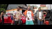 * Премиера! * Young Dro ft. B.o.b, Yung Booke - Poppin 4 Sum * Официално видео *