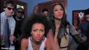 Kat Graham and Kali Hawk - Black and Jewish (black and Yellow Parody)