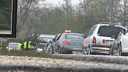 France: Protester killed in road accident at Savoie roadblock