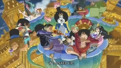 [ Hd ] One Piece » Timber