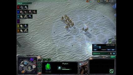 Starcraft Ii Multiplayer Battle 3v3 №01 by needar