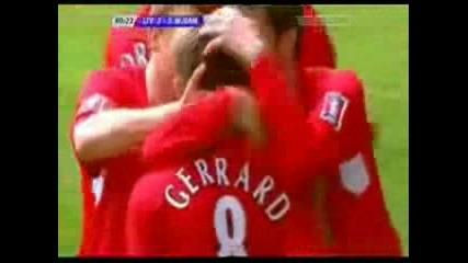 Top 10 Liverpool FC Goals