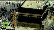 Saudi Arabia: Millions of Muslims climb Mount Arafat as Hajj nears end