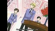 Ouran High School Host Club Епизод 6