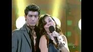 Евровизия 2008 Испания -Jorge Gonzalez Y Mercedes - Frio Sin Ti