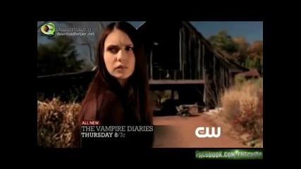 The Vampire Diaries - 3x12 Промо