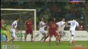 Люксембург 0:4 Испания 12.10.2014