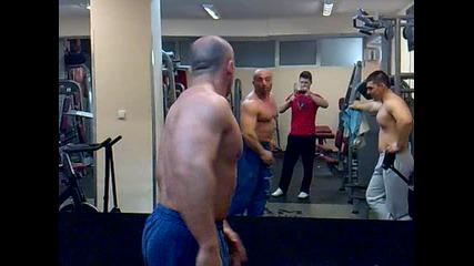 max fitness trenerovki prelez