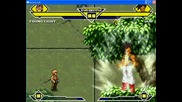 Mugen Tournament 5 round Young Light vs Uub