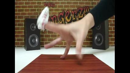 Брейк танц с присти