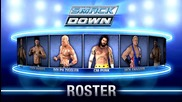 Smackdown vs Raw 2011 Trailer Hd