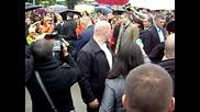 Бойко Борисов открива Карнавала на хумора и сатирата в Габрово 19 05 2012г!!!