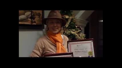 Lepa Brena - Priznanje _Vesti_ za najbolju pevačicu u 2011. godini