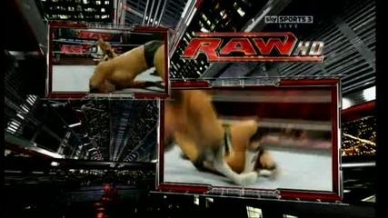 Wwe Raw Miz Vs. Alex Riley