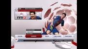 Fifa 13 Maneger Mode Levski 1 епизод