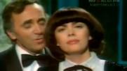 Mireille Mathieu Charles Aznavour - Une vie damour
