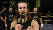 Adam Cole challenges Pat McAfee to meet him next week: WWE NXT, Aug. 12, 2020