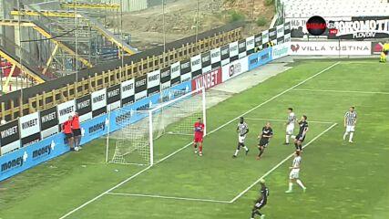 Локомотив Пд - Копенхаген 0:0 /първо полувреме/
