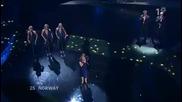 Норвегия - Maria Storeng - Hold On Be Strong - Евровизия 2008 - Финал - Пето място