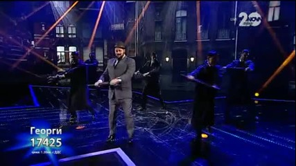 Георги Бенчев - X Factor Live (25.11.2014)