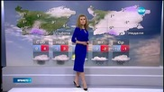 Прогноза за времето (06.02.2015 - централна)