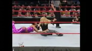 Trish Stratus Finisher - Stratusfaction