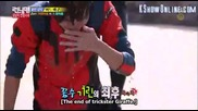 [ Eng Subs ] Running Man - Ep. 217 (with Oh Sang Jin, Jo Jin Woong and Kim Sung Kyun) - 1/2