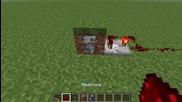 Картечница в Minecraft !?