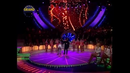 Darko Lazic i Bubi Ademov - Korak do sna (grand Show 16.03.2012)