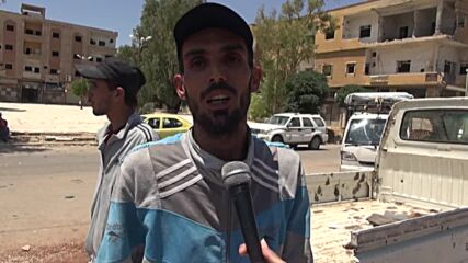Syria: Daraa residents leave opposition-held areas amid conflict escalation
