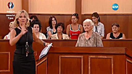Избрани казуси в Съдебен Спор - Синът ми спря водата (03.07.2016)