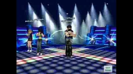 Как Танцувам На Dance!online Част 5