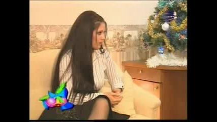 Силвия в Коледния Фолкмаратон 2007