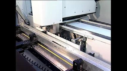 Modus - 4-axis Cnc Machining Centre-sd