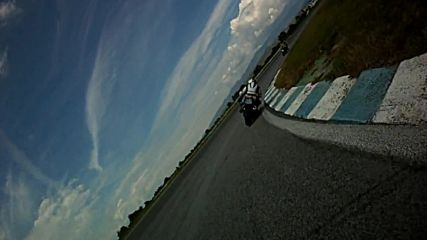 Chassing at Serres Racing Circuit