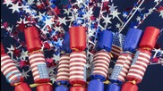 Dress Up Your Fourth of July BBQ With a Star Spangled Tablecloth